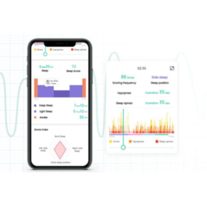 Sleeplusアプリ